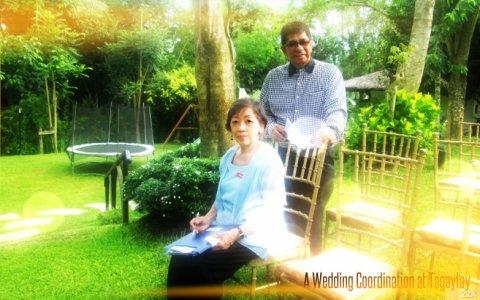 WEDDING COORDINATION 888